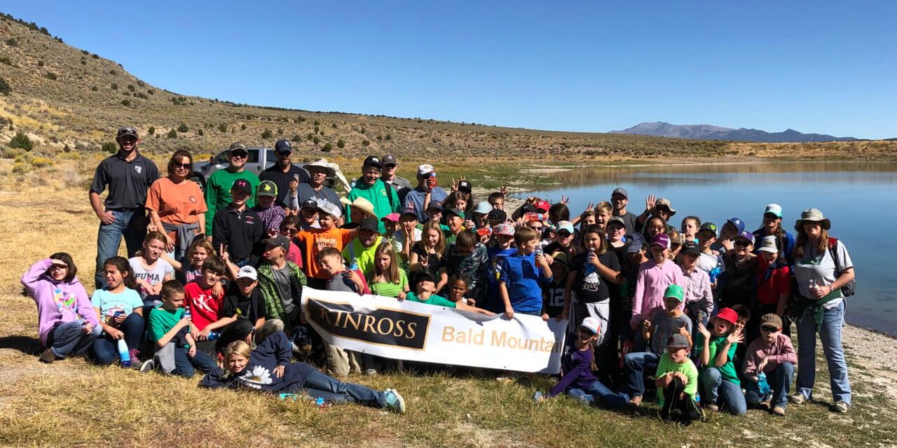 Eureka Students Enjoy 2nd Annual Fishing Day