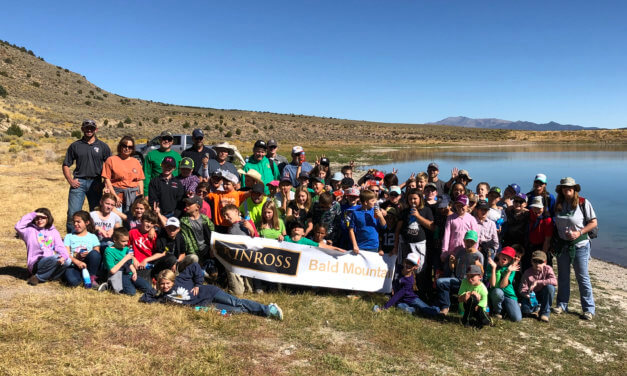 Eureka Students Enjoy 2nd Annual Fishing Day