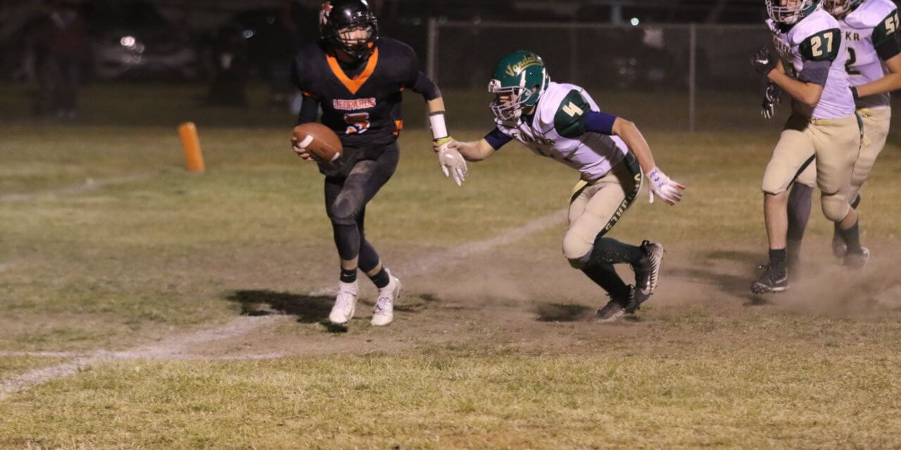 Vandals Secure No. 1 Seed in Playoffs After win over Wells