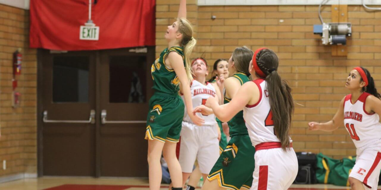 Eureka Girls Fall into Second Place Tie with Owyhee after Loss