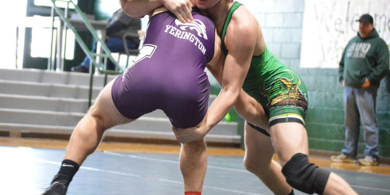Vandal Wrestlers Qualift for State after 4th Place Finish at Regionals