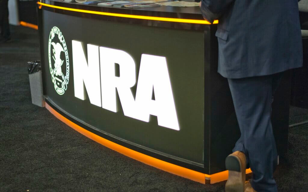 Nevada's New Red Flag Law Expanded Background Checks Rankle Gun Show Attendees