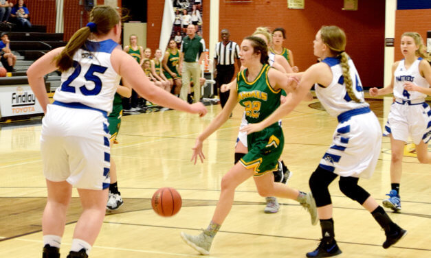 Vandal girls advance to state as top seed after capturing regional title